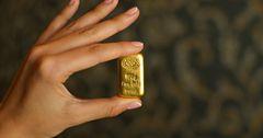 Вкладчики, сделавшие ставку на золото, увеличили свой капитал на 20%