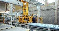 В Кыргызстане запустился цех по производству плитки стоимостью $2.1 млн