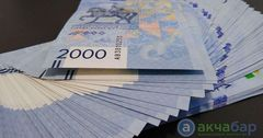 Средняя зарплата в КР составляет почти 18 тысяч сомов