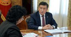 Сооронбай Жээнбеков: КР нужно переходить на режим экономии бюджета