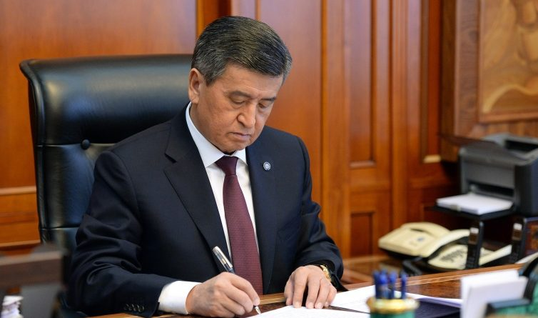 В КР продлили режим ЧП до 30 апреля