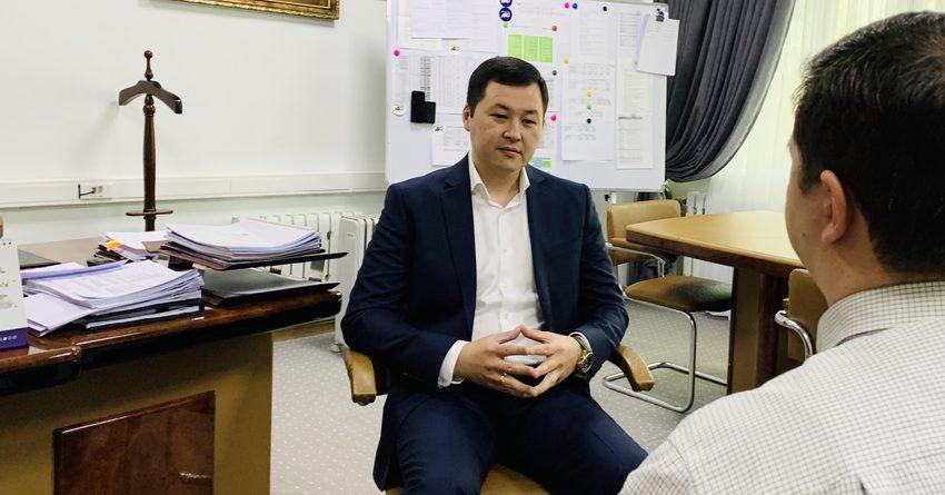 Акылбек Жамангулов о вкладе MegaCom в период борьбы с коронавирусом