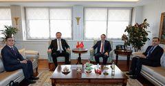 КР и Турция обсудили сотрудничество в сфере энергетики