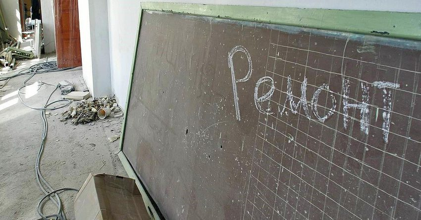 На ремонт учебных заведений Бишкека потратят почти 9 млн сомов