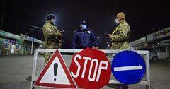 Сооронбай Жээнбеков ввел на территории города Бишкека режим ЧП до 21 октября