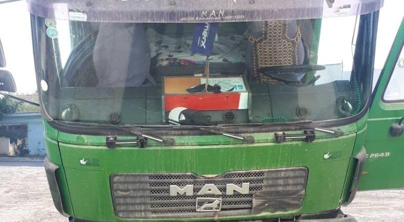 ГТС пресекла контрабанду 5.5 тонны риса стоимостью полмиллиона сомов