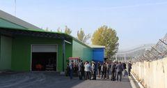 Терминал для экспортируемых грузов открыли в аэропорту «Манас»
