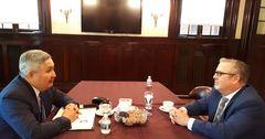 Вузы США расширят образовательные программы для граждан Кыргызстана