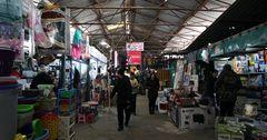 Вслед за Орто-Сайским могут приостановить работу Ошского рынка
