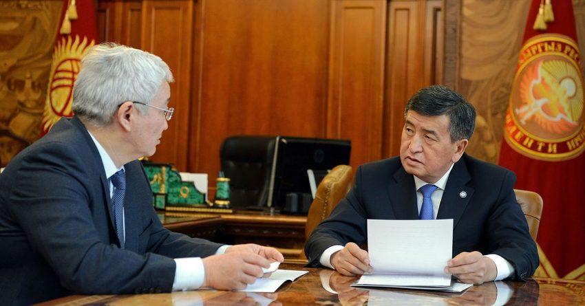 Глава Нацбанка пообещал развивать сети банкоматов и POS-терминалов в регионах