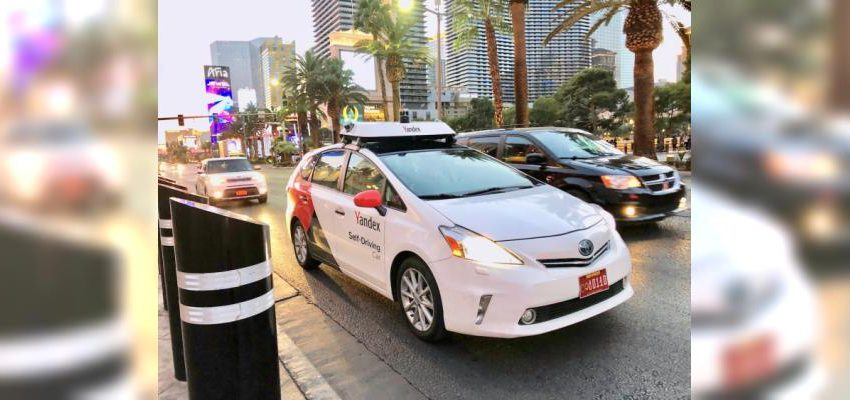 «Яндекс» запустил беспилотное такси в Лас-Вегасе