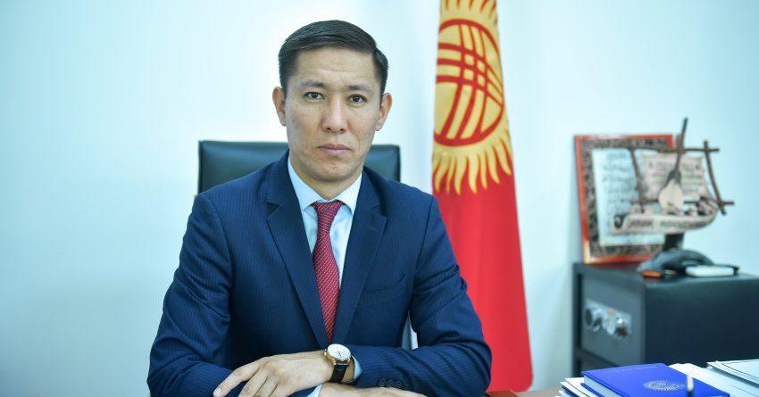 В мэрии Бишкека назначен новый вице-мэр