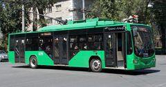 Столичное троллейбусное управление закупит шины на 7.5 млн сомов
