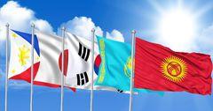 В Бишкек из Кореи, Японии и Филиппин вернулись граждане КР