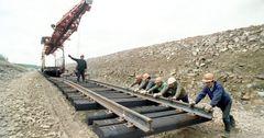 РФ заинтересована в строительстве ж/д Узбекистан – Кыргызстан – Китай