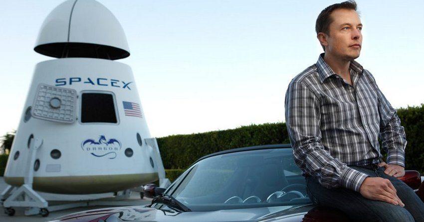 SpaceX собирается вывести наорбиту 4,5 тыс. спутников для раздачи интернета
