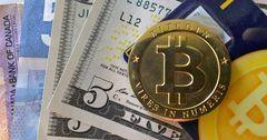 Курс биткоина впервые в истории перевалил за $3 тыс.