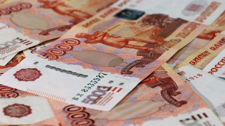 Курс российского рубля к сому достиг минимума за год