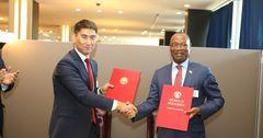 Кыргызстан установил дипотношения с Камеруном и Мозамбиком