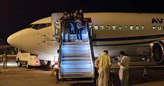 Из Москвы вернулись 489 кыргызстанцев
