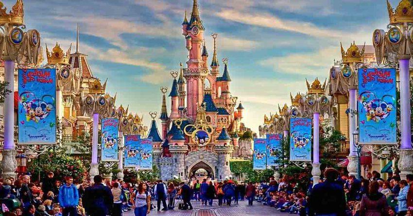 Ощути волшебство Диснейленд Париж с Mastercard и «РСК Банком»!