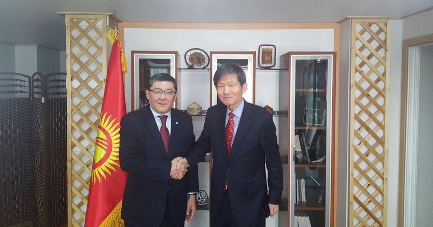 Южнокорейские эксперты изучат экспортный потенциал Кыргызстана