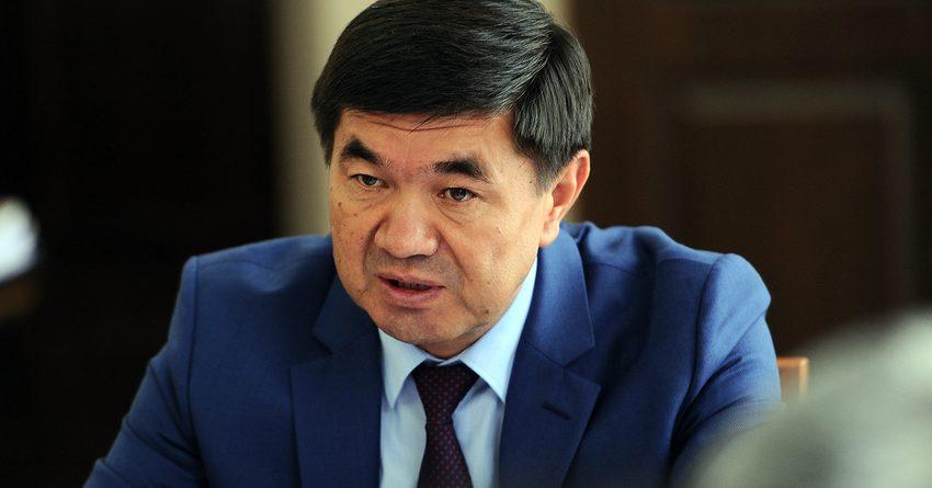 Кандидат на пост премьера рассказал, как намерен увеличить доходы бюджета КР