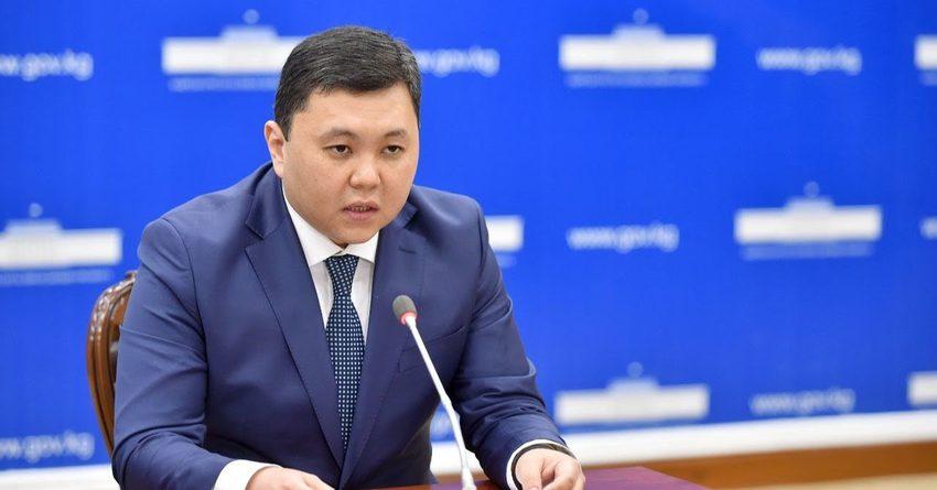 Вице-мэр Бишкека Азиз Алымкулов освобожден от должности