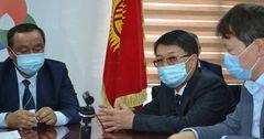 Председателем правления Нацэнергохолдинга назначен Нурбек Козубеков