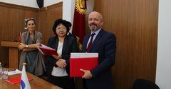 Кыргызстан и ЕБРР подписали соглашения на €11.5