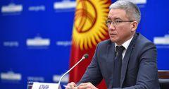 В КР поступила внешняя помощь на сумму $120.8 млн — Асрандиев
