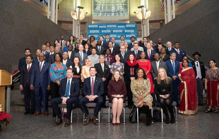 Узбекистан принял участие в международном фестивале в США