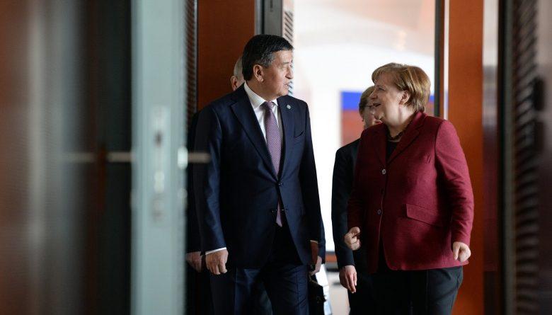 Германия рассмотрит возможность открытия экономического представительства в КР