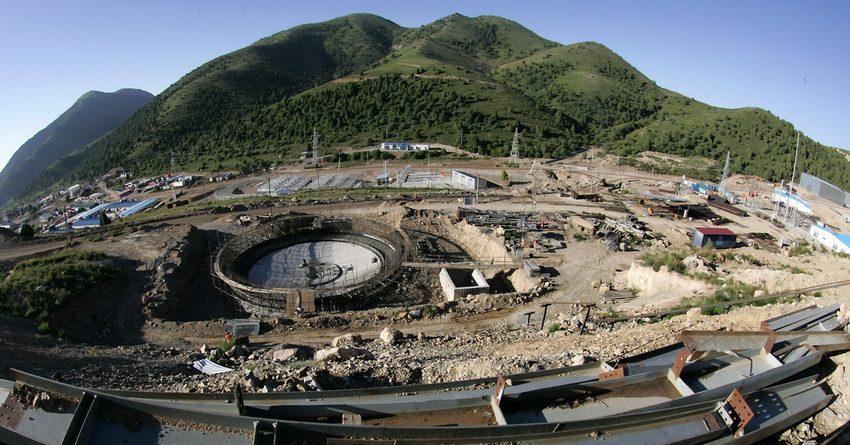 KAZ Minerals рассчитывает в 2.7 раза увеличить производство меди на Бозымчаке