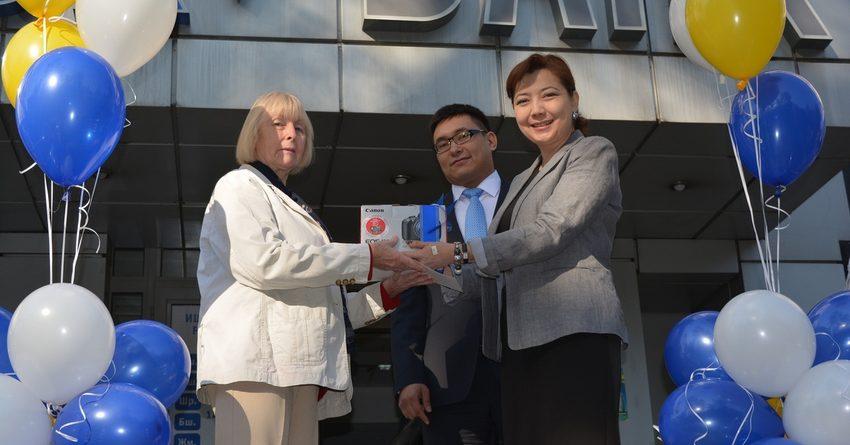Награждены победители промежуточного этапа акции «Мечты сбываются» от РСК Банка и Юнистрим
