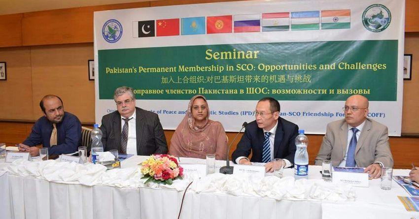 Членство Пакистана в ШОС укрепит кыргызско-пакистанское сотрудничество