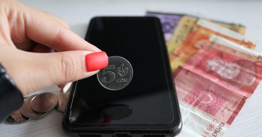 В Кыргызстане сотовые операторы оказали услуг на 5.2 млрд сомов
