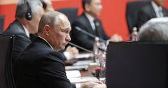 Владимир Путин заявил о готовности России к заморозке добычи нефти
