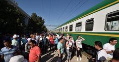 Между Астаной и Душанбе впервые запущен пассажирский поезд