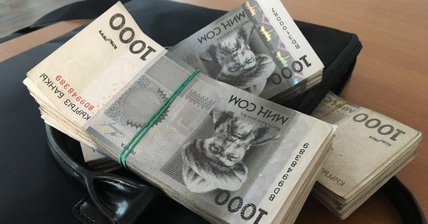 За июль в бюджет КР поступило 9.5 млрд сомов
