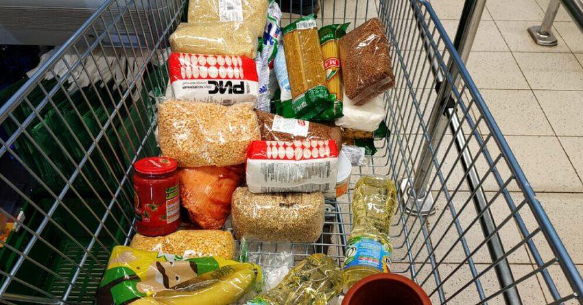В Оше цены на продукты в супермаркетах не изменились