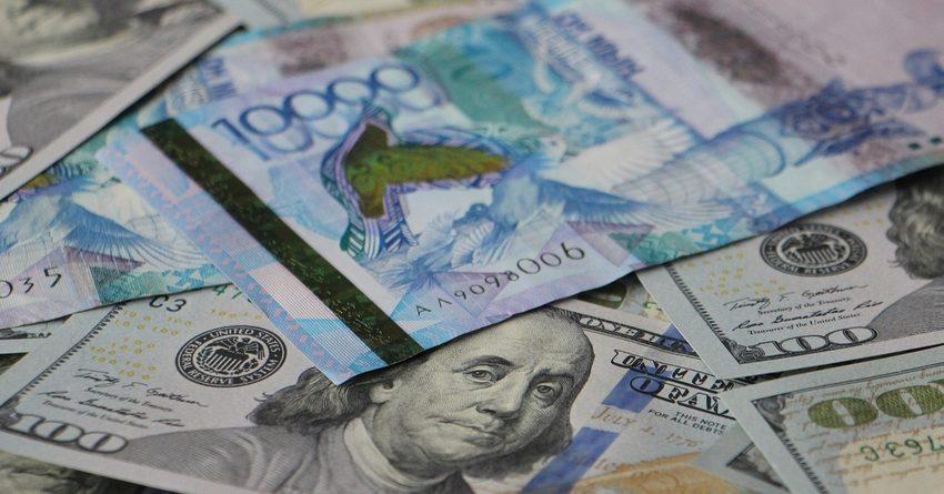 Интенсивность переводов казахстанцами денег за рубеж снизилась на 6%