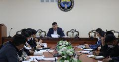 В Бишкеке Ленинский район выполнил план по налогам на 80%