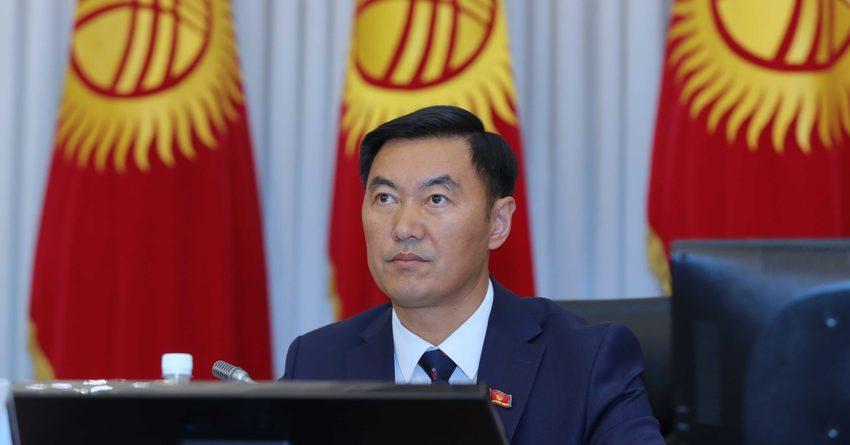 Токтошев:«Достичь прогнозов по росту ВВП на уровне 4%, будет сложно»