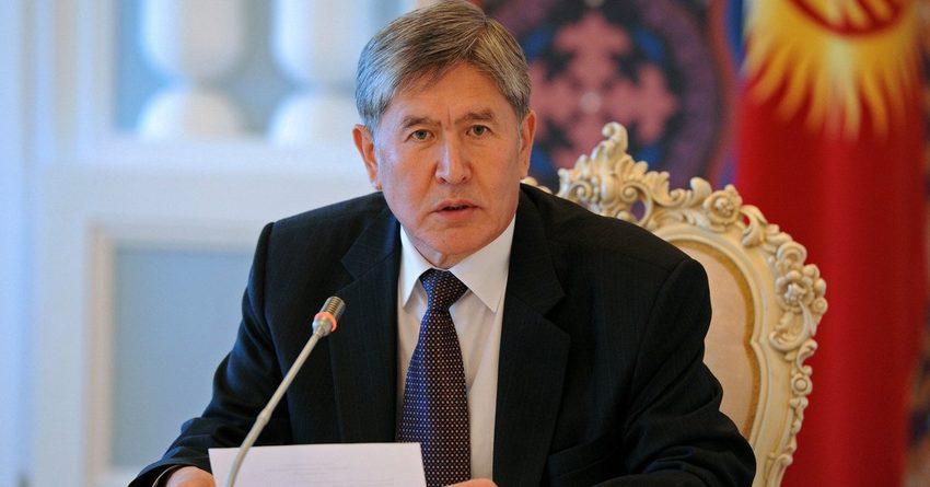 Атамбаев одобрил получение €36 млн у Евросоюза на реформу сектора образования