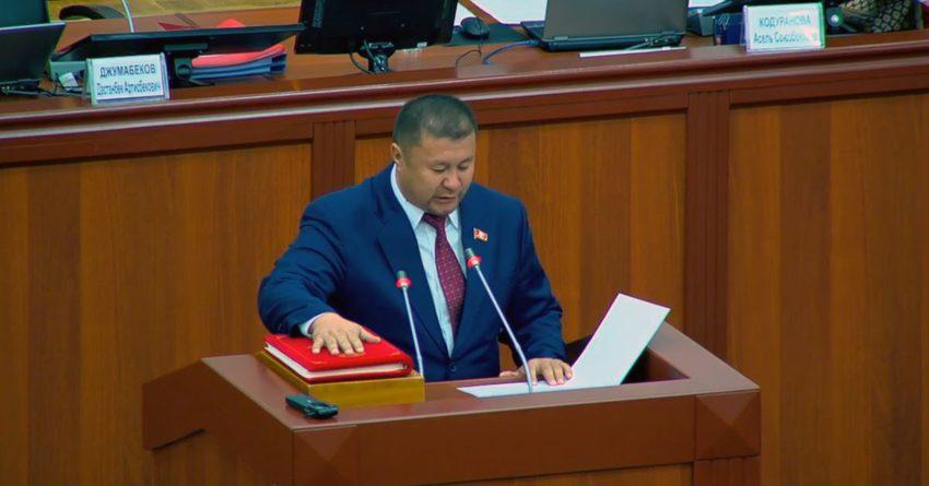 Депутат предложил внедрить маркировку товаров на основе ГЧП