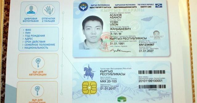 Биометрический паспорт – новое испытание для кыргызстанцев