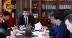 Кыргызстан собирается открыть торговые представительства в Китае и России