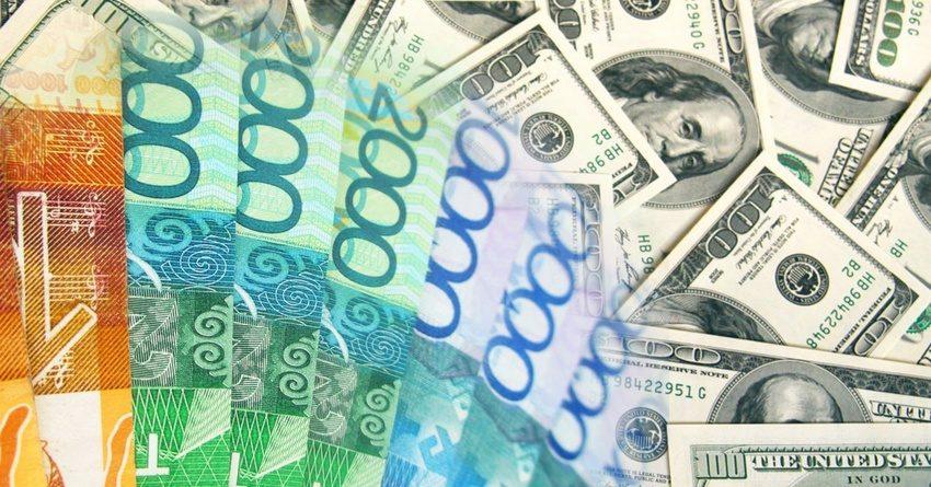 Международные резервы Казахстана за 2016 год сократились на полмиллиарда долларов