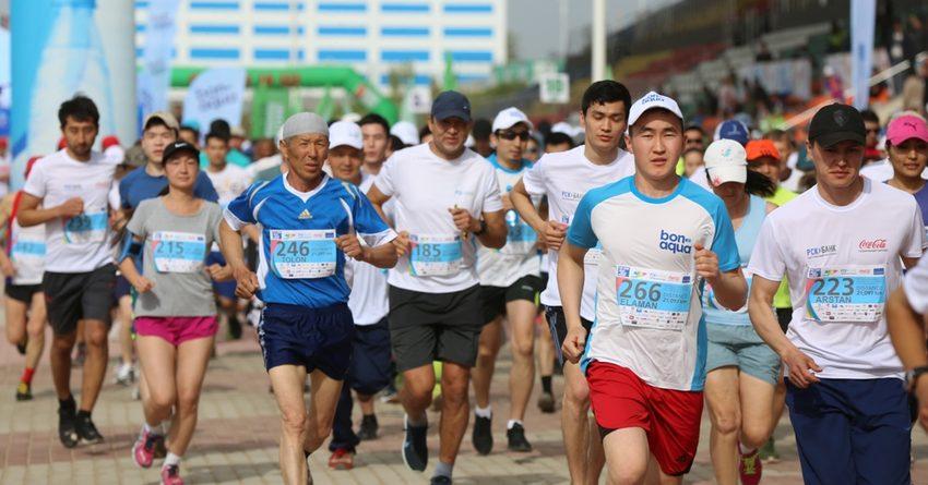 Крутой марафон RSK Bank Run the Silk Road - 2018. Как это было